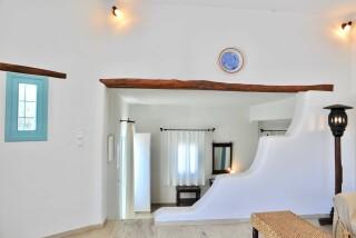 Executive Suite Medusa Resort Naxos amenities
