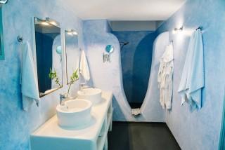 family suite medusa resort bathroom