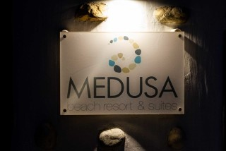 location medusa resort entrance