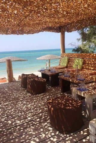 restaurant medusa resort sea side