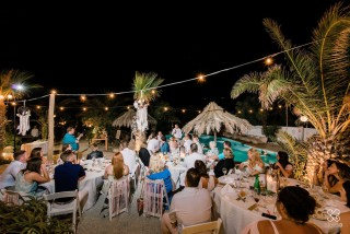 weddings and events medusa resort party