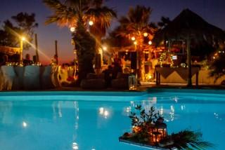 weddings and events medusa resort pool