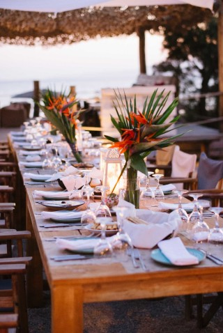 weddings and events medusa resort tables