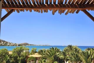 sea view suite medusa beach resort naxos beach