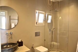 sea view suites medusa resort naxos bathroom